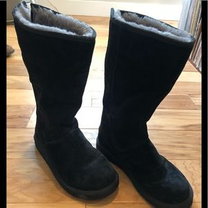 Ugg Shearling Tall Boots